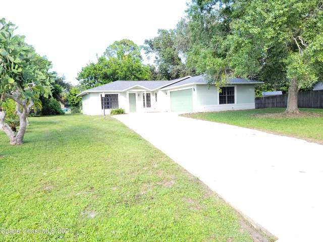 898 Seven Gables Circle SE, Palm Bay, FL 32909 (MLS #914999) :: Vacasa Real Estate