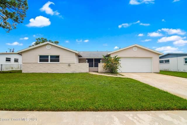 987 Nagle Drive, Rockledge, FL 32955 (MLS #915011) :: Blue Marlin Real Estate