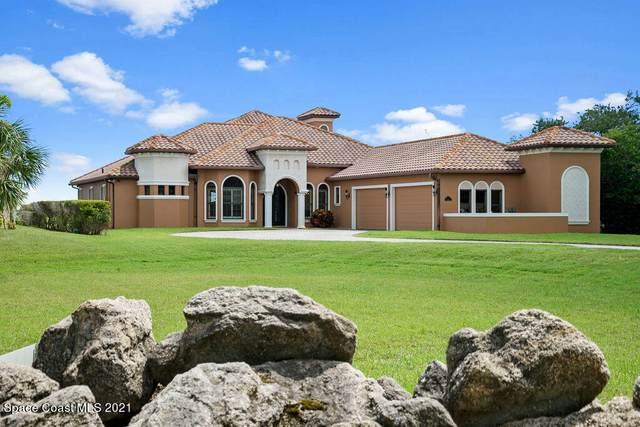 1 Pisces Lane, Rockledge, FL 32955 (MLS #915017) :: Blue Marlin Real Estate