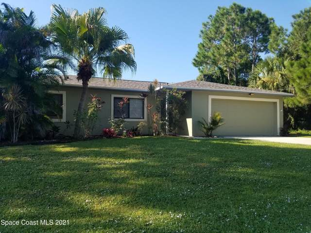 750 Merrimac Street SE, Palm Bay, FL 32909 (MLS #915020) :: Keller Williams Realty Brevard