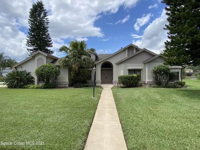 4220 Hemlock Lane, Titusville, FL 32780 (MLS #915021) :: Keller Williams Realty Brevard
