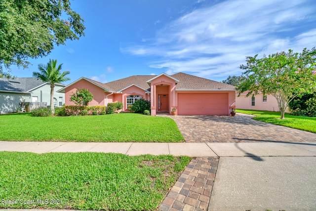 1214 Walnut Grove Way, Rockledge, FL 32955 (MLS #915063) :: Blue Marlin Real Estate