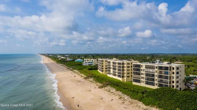 6309 S Highway A1a #333, Melbourne Beach, FL 32951 (MLS #915065) :: Blue Marlin Real Estate