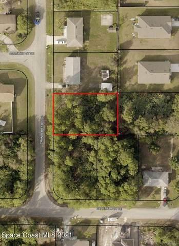 1085 Cranberry Road SE, Palm Bay, FL 32909 (MLS #915068) :: Blue Marlin Real Estate