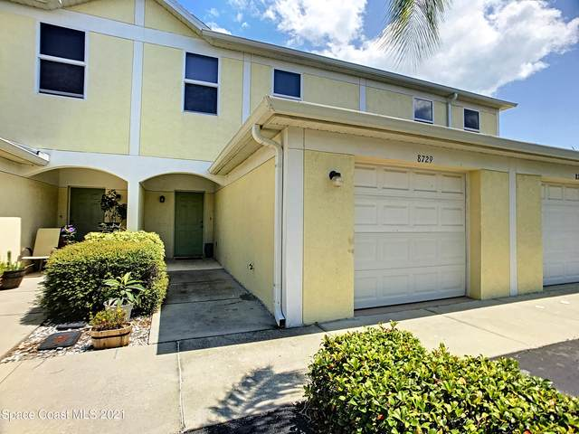 8729 Clara Elizabeth Lane #307, Cape Canaveral, FL 32920 (MLS #915093) :: Keller Williams Realty Brevard