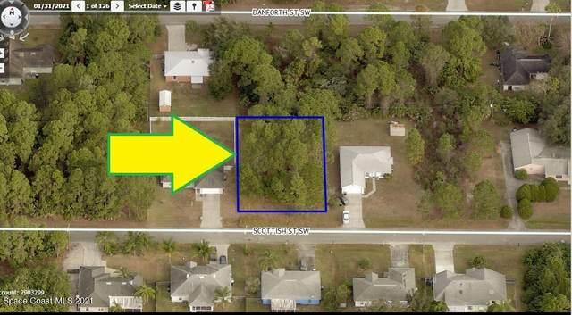 1251 Scottish Street SW, Palm Bay, FL 32908 (MLS #915115) :: Vacasa Real Estate