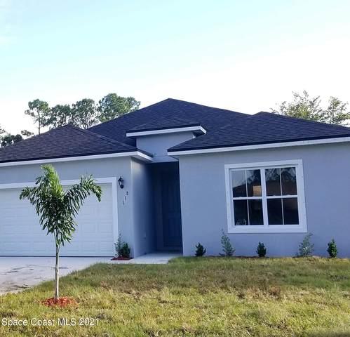 466 Olmsted Street, Palm Bay, FL 32908 (MLS #915143) :: Vacasa Real Estate