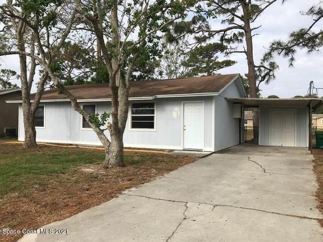 7190 Carlowe Avenue, Cocoa, FL 32927 (MLS #915146) :: Blue Marlin Real Estate