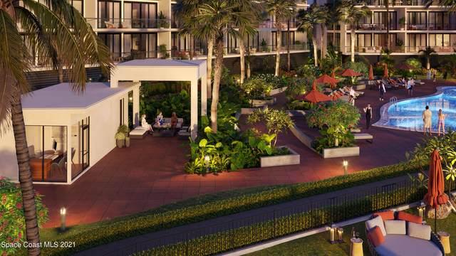 205 Strand Drive #206, Melbourne Beach, FL 32951 (MLS #915185) :: Premium Properties Real Estate Services