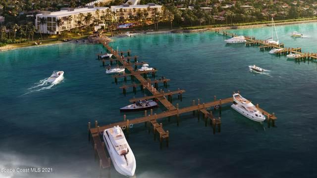 205 Strand Drive #304, Melbourne Beach, FL 32951 (MLS #915187) :: Premium Properties Real Estate Services