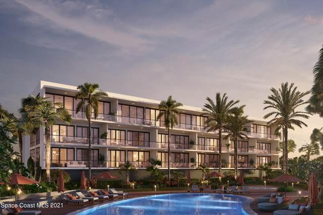 205 Strand Drive #402, Melbourne Beach, FL 32951 (MLS #915189) :: Premium Properties Real Estate Services