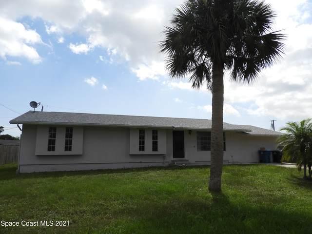 441 Bradley Avenue NE, Palm Bay, FL 32907 (MLS #915200) :: Keller Williams Realty Brevard