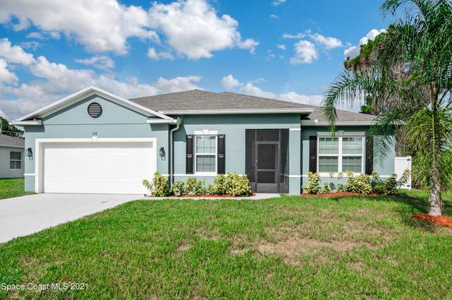 328 Charlotta Avenue SE, Palm Bay, FL 32909 (MLS #915206) :: Keller Williams Realty Brevard