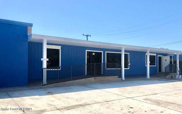 405 Cone Road, Merritt Island, FL 32952 (MLS #915213) :: Keller Williams Realty Brevard