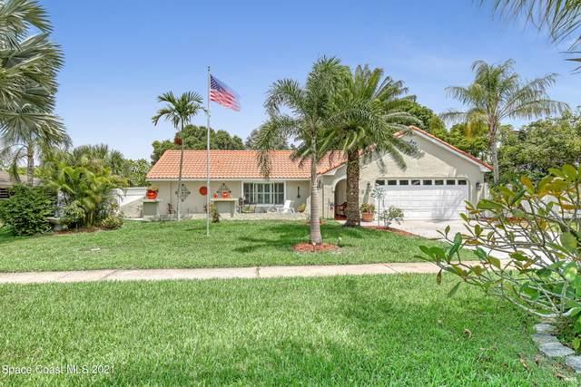 895 Riviera Drive NE, Palm Bay, FL 32905 (MLS #915225) :: Blue Marlin Real Estate