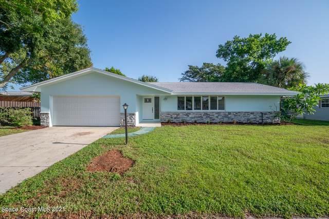 4100 Tiwa Lane, Titusville, FL 32796 (MLS #915242) :: Blue Marlin Real Estate