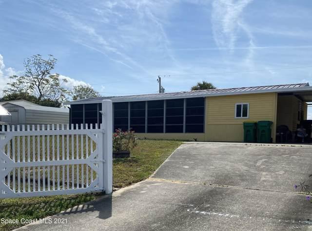 3455 Populatic Street, Mims, FL 32754 (MLS #915279) :: Keller Williams Realty Brevard