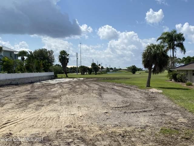 10 Fairway Drive, Cocoa Beach, FL 32931 (MLS #915287) :: Blue Marlin Real Estate