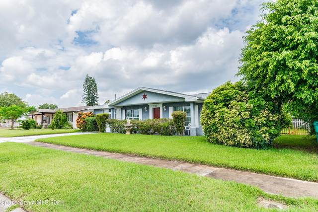 2192 Cheryl Court, Melbourne, FL 32935 (MLS #915309) :: Blue Marlin Real Estate