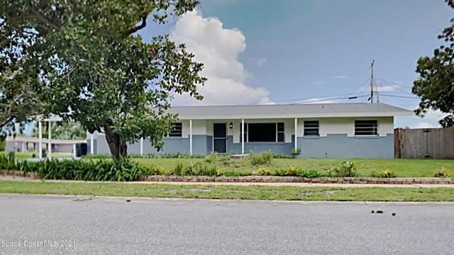 621 Mimosa Avenue, Titusville, FL 32796 (MLS #915319) :: Engel & Voelkers Melbourne Central