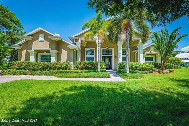 3960 Crooked Mile Road, Merritt Island, FL 32952 (MLS #915326) :: Blue Marlin Real Estate
