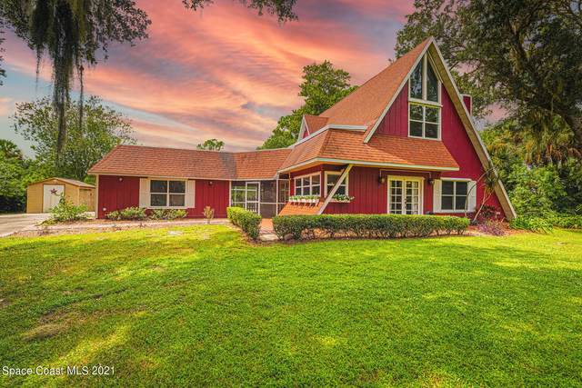 7459 Windover Way, Titusville, FL 32780 (MLS #915332) :: Blue Marlin Real Estate
