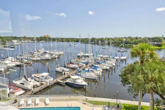 905 N Harbor City Boulevard #405, Melbourne, FL 32935 (MLS #915338) :: Engel & Voelkers Melbourne Central