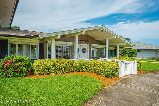 616 Hibiscus Trail, Melbourne Beach, FL 32951 (MLS #915343) :: Premium Properties Real Estate Services