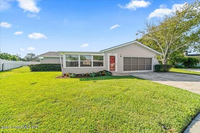 2521 St Michel Avenue, Melbourne, FL 32935 (MLS #915351) :: Blue Marlin Real Estate