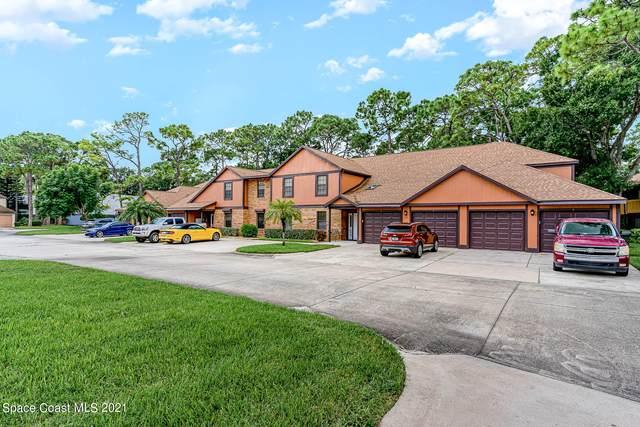 9027 York Lane #11, West Melbourne, FL 32904 (MLS #915358) :: Blue Marlin Real Estate