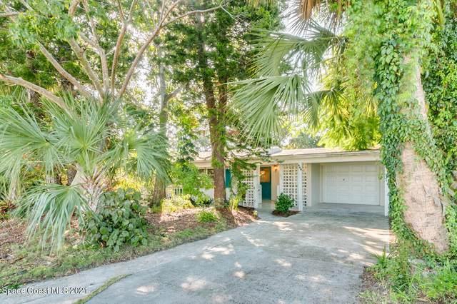 409 Dartmouth Avenue, Melbourne, FL 32901 (MLS #915367) :: Engel & Voelkers Melbourne Central
