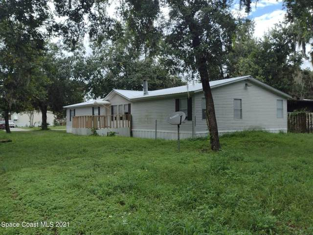 4709 Estrada Lane, Mims, FL 32754 (MLS #915375) :: Keller Williams Realty Brevard