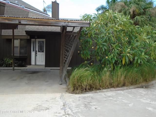 8500 Rosalind Avenue #7, Cape Canaveral, FL 32920 (MLS #915404) :: Engel & Voelkers Melbourne Central