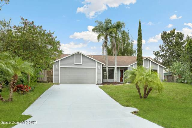 1262 Jenkin Avenue NE, Palm Bay, FL 32907 (MLS #915408) :: Keller Williams Realty Brevard