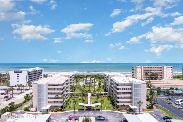 2020 N Atlantic Avenue #209, Cocoa Beach, FL 32931 (MLS #915417) :: Blue Marlin Real Estate