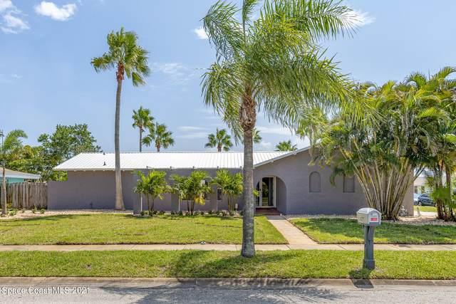 367 Kingston Road, Satellite Beach, FL 32937 (MLS #915443) :: Engel & Voelkers Melbourne Central