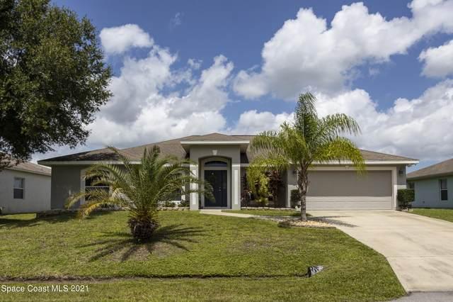 471 Mimosa Street SW Port Malabar Un, Palm Bay, FL 32908 (MLS #915445) :: Blue Marlin Real Estate