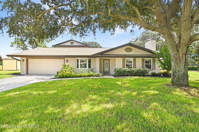 1428 Gleneagles Way, Rockledge, FL 32955 (MLS #915462) :: Vacasa Real Estate