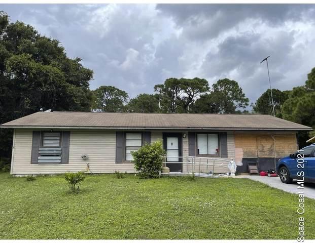1065 Baysinger Street NW, Palm Bay, FL 32907 (MLS #915488) :: Keller Williams Realty Brevard