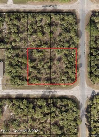 509 & 501 Hallcrest (2 Lots) Street SW, Palm Bay, FL 32908 (MLS #915497) :: Vacasa Real Estate