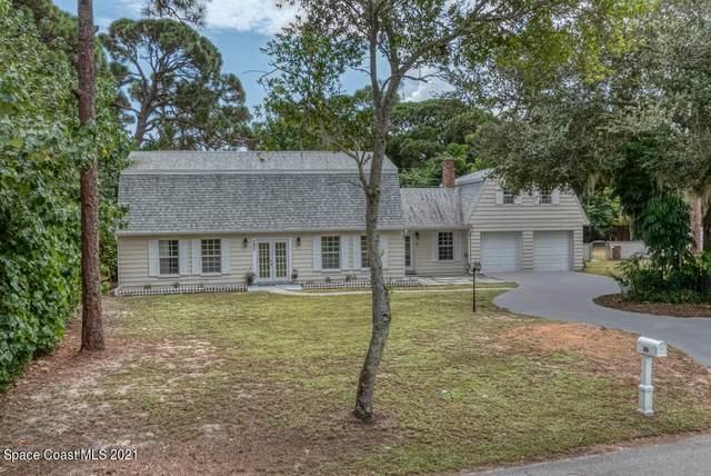 795 Elliot Drive, Merritt Island, FL 32952 (MLS #915503) :: Blue Marlin Real Estate