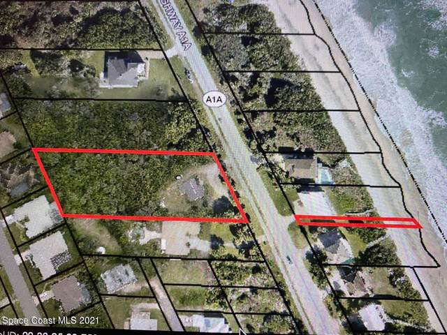 7302 S Hwy A1a, Melbourne Beach, FL 32951 (MLS #915509) :: Engel & Voelkers Melbourne Central