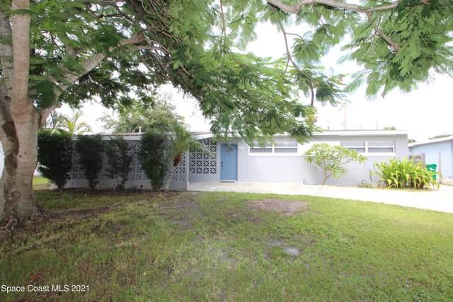 160 Barbados Drive, Merritt Island, FL 32952 (MLS #915531) :: Blue Marlin Real Estate