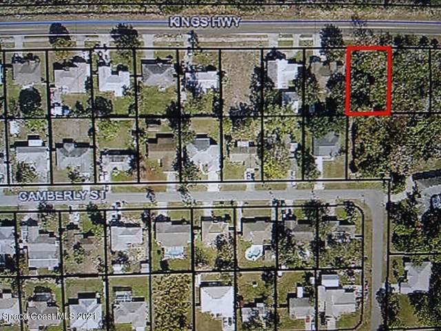 4285 Kings Highway, Cocoa, FL 32927 (MLS #915578) :: Blue Marlin Real Estate