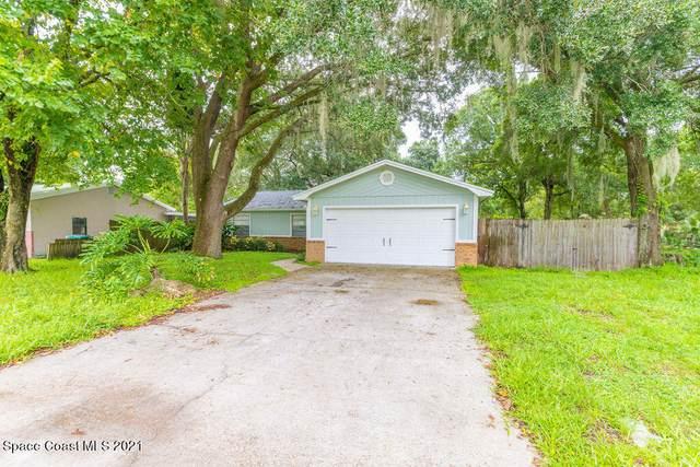 190 Elm Street, Melbourne, FL 32904 (MLS #915601) :: Blue Marlin Real Estate