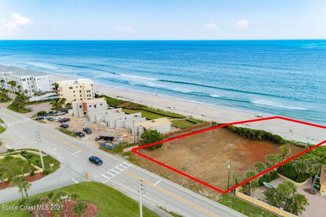 3065 S Highway A1a, Melbourne Beach, FL 32951 (MLS #915604) :: Premium Properties Real Estate Services
