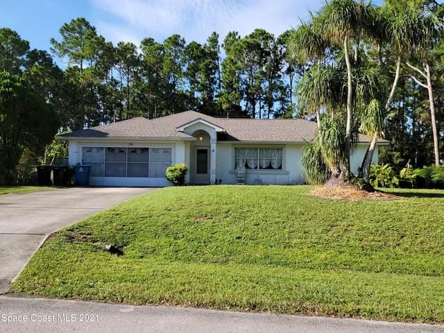 576 Holmes Avenue NW, Palm Bay, FL 32907 (MLS #915613) :: Keller Williams Realty Brevard