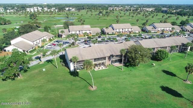 2125 Golf Isle Drive #1411, Melbourne, FL 32935 (MLS #915635) :: Keller Williams Realty Brevard