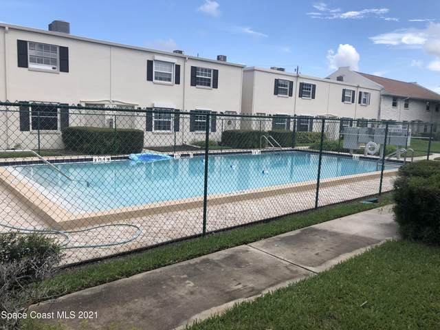 55 Needle Boulevard #51, Merritt Island, FL 32953 (MLS #915676) :: Premium Properties Real Estate Services