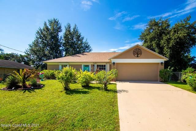 6145 Banyan Street, Cocoa, FL 32927 (MLS #915698) :: Blue Marlin Real Estate